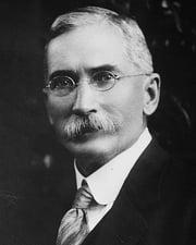 South African Premier J. B. M. Hertzog