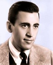 Novelist J. D. Salinger