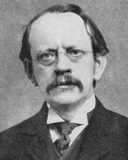 Physicist J. J. Thomson