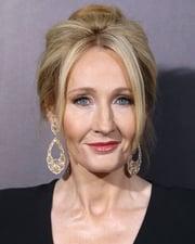 Novelist J. K. Rowling
