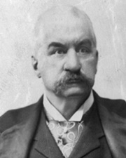 Industrialist and Banker J. P. Morgan