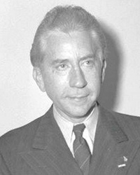Industrialist J. Paul Getty