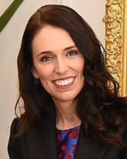 Prime Minister of New Zealand Jacinda Ardern