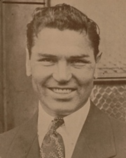 Heavyweight Boxing Champion Jack Dempsey