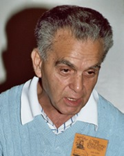 Comic Book Artist and Writer Jack Kirby