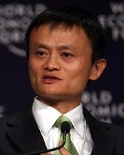 Entrepreneur Jack Ma