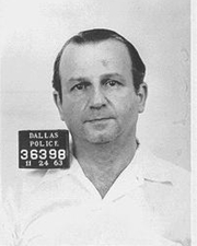 Killer of Lee Harvey Oswald Jack Ruby