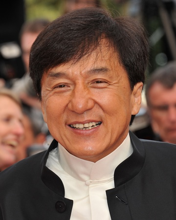 Jackie Chan (Actor) - On This Day