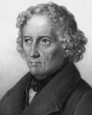 Author Jacob Grimm