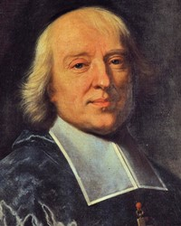 Bishop and Writer Jacques-Bénigne Bossuet