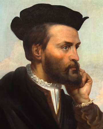 French Explorer Jacques Cartier