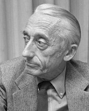 Oceanographer, Explorer and Scientist Jacques Cousteau