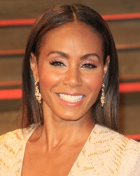 Actress Jada Pinkett Smith