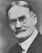 Inventor James Naismith