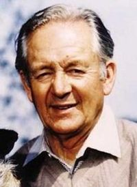 Novelist James Herriot