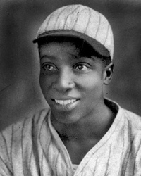 Baseball player Cool Papa Bell