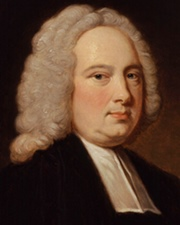 Astronomer James Bradley