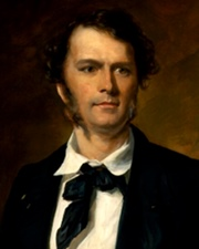 1st White Rajah of Sarawak James Brooke