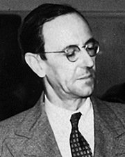 Physicist James Chadwick