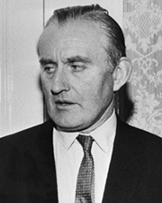 Prime Minister of Northern Ireland James Chichester-Clark