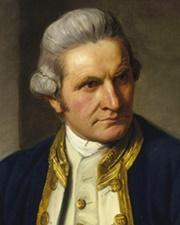 Explorer James Cook