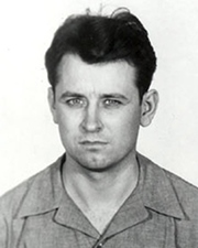Assassin of Martin Luther King Jr. James Earl Ray