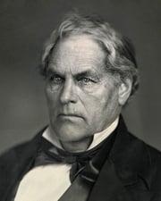 Writer James Fenimore Cooper