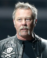 Metallica Rocker James Hetfield