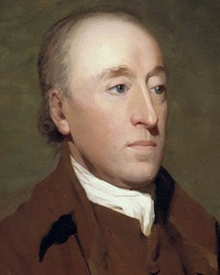 Geologist James Hutton