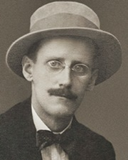 Novelist & Poet James Joyce