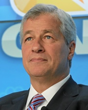 CEO of JPMorgan Chase Jamie Dimon
