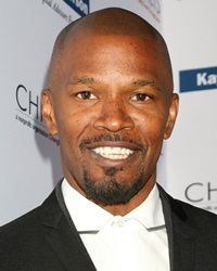 Actor and Singer-Songwriter Jamie Foxx