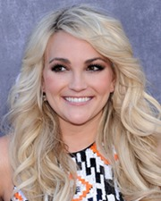 Actress Jamie Lynn Spears
