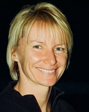 Tennis Player & Wimbledon Champion Jana Novotna