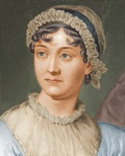 Novelist Jane Austen