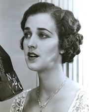 Singer Jane Froman