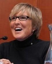 LPGA Golfer Jane Geddes