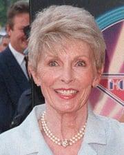 Actress Janet Leigh