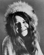 Singer-Songwriter Janis Joplin