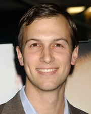 Son-in-law and Adviser to Donald Trump Jared Kushner