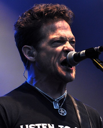 Heavy Metal Musician Jason Newsted