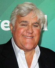 TV Host and Comedian Jay Leno