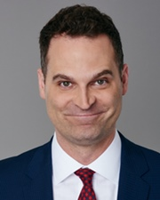 Sports Anchor Jay Onrait