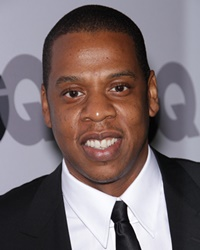 Rapper & Record Producer Jay-Z