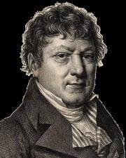 Mathematician/Astronomer Jean Baptiste Joseph Delambre