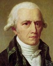 French Naturalist Jean-Baptiste Lamarck