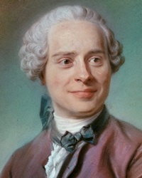 Enlightenment Philosopher Jean-Baptiste Le Rond d'Alembert
