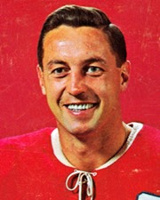 NHL Legend Jean Beliveau