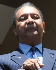 President of Haiti Jean-Claude Duvalier