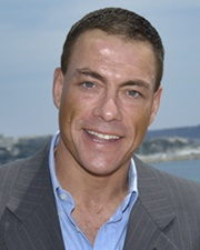 Actor Jean-Claude Van Damme